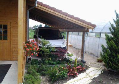 carport bois alsace