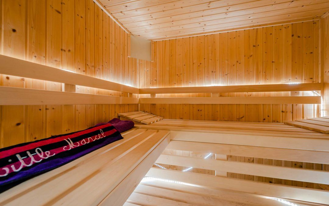 Offrez-vous un sauna finlandais à Colmar !