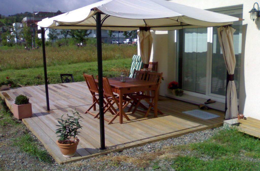 Un projet de terrasse couverte à Cernay ?