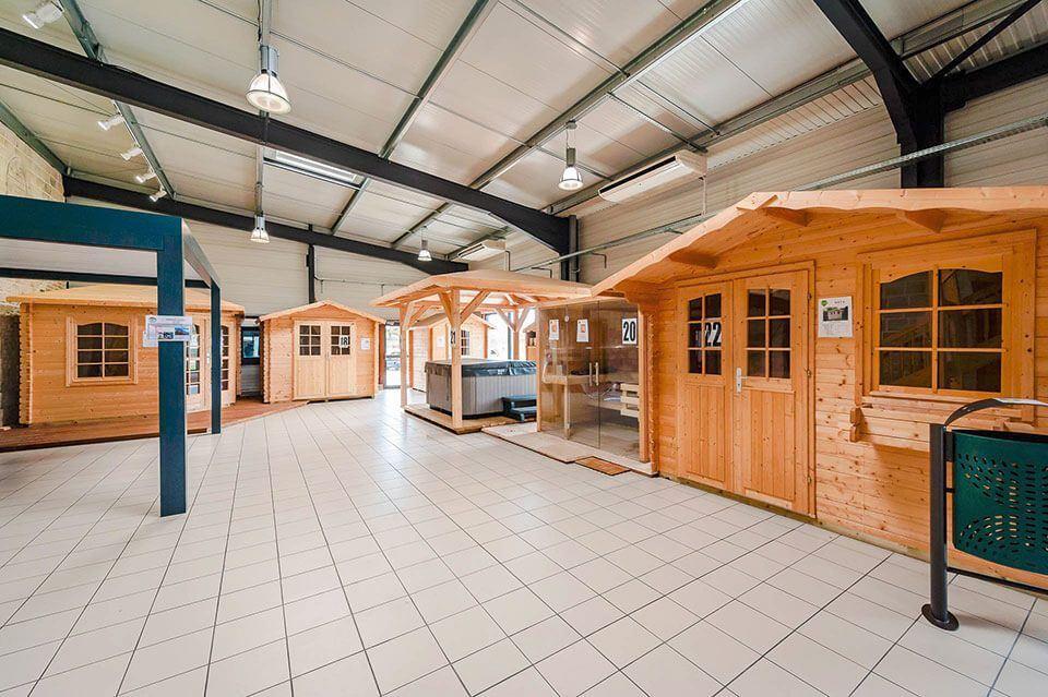 Vente de sauna à Colmar